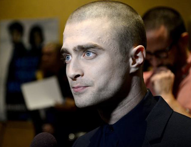 Daniel Radcliffe takes a harrowing journey into the Amazon in new role
