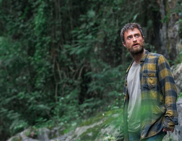 FIRST LOOK: Daniel Radcliffe in New Movie 'Jungle'